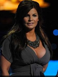 stora äkta bröst